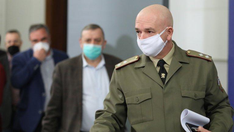 По негово мнение натискът върху болниците в София е спаднал с 40 до 50 на сто
