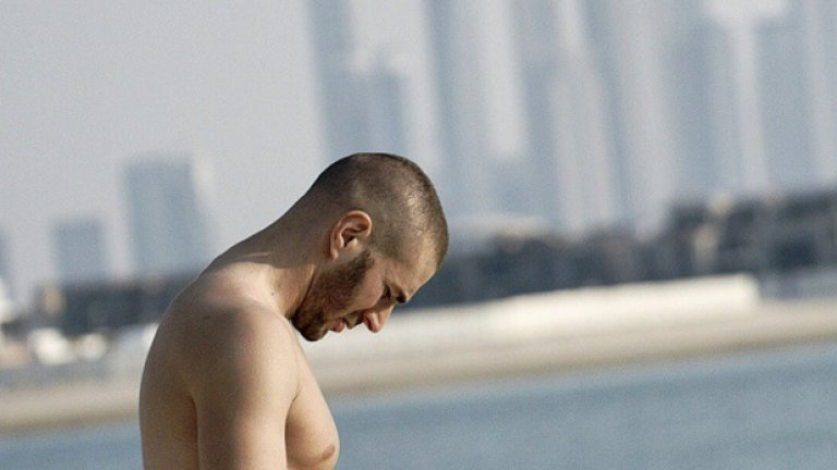 Карим Бензема предизвика много коментари, след като публикува тази снимка...