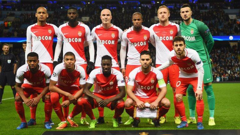 От отбора, който отстрани Манчестър Сити в Шампионската лига могат да останат само трима-четирима титуляри. Вижте кои продаде Монако до момента и кои може да продаде до края на трансферния прозорец