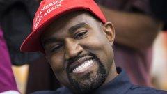 Той няма да е президент, но все пак: Колко гласа събра Кание Уест на изборите в САЩ