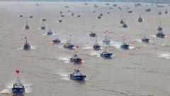 Дори на рибарските лодки в района се налагат ограничения