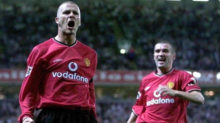 Без Кристиано и с изненадващ централен защитник - играчите с най-много мачове за Юнайтед във ВЛ