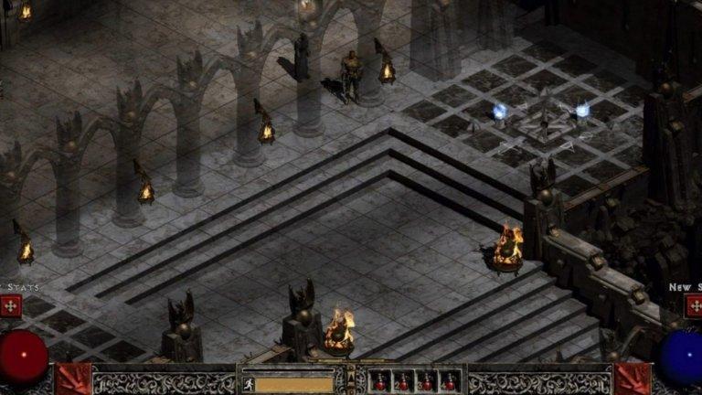 """Diablo II: Ressurected Статус: бъдеща/само слух  Diablo IV все още е далеч в бъдещето, а и с оглед на гафовете на Blizzard в последно време - по-добре да не бързат с пускането му. Те обаче може би имат идея как да зарадват феновете, макар в случая да говорим само за слух. Той идва от френския сайт Actugame, който преди е нацелвал новини, свързани с Blizzard. Според него легендарното hack'n'slash RPG ще получи своя обновена версия. В нея с по-добра графика ще имаме възможносто отново да преминем през Андариел, Дуриел и Мефисто, за да стоварим остриета и магии върху самия Господар на терора - Диабло (а не неговата """"нежна"""" версия от тройката).   Според французите се очаква обновеното Diablo II да се появи в последното тримесечие на 2020 г. - навреме за коледните празници, а по него работи студиото Vicarious Visions. То е с опит в работата по игри от различни жанрове, а се труди и по новата версия на Tony Hawk's Pro Skater 1+2. Всичко това - ако е истина - звучи много добре за онези от нас, които са жертвали часове наред, за да развиват хардкор некромансър, но има едно сериозно притеснение..."""