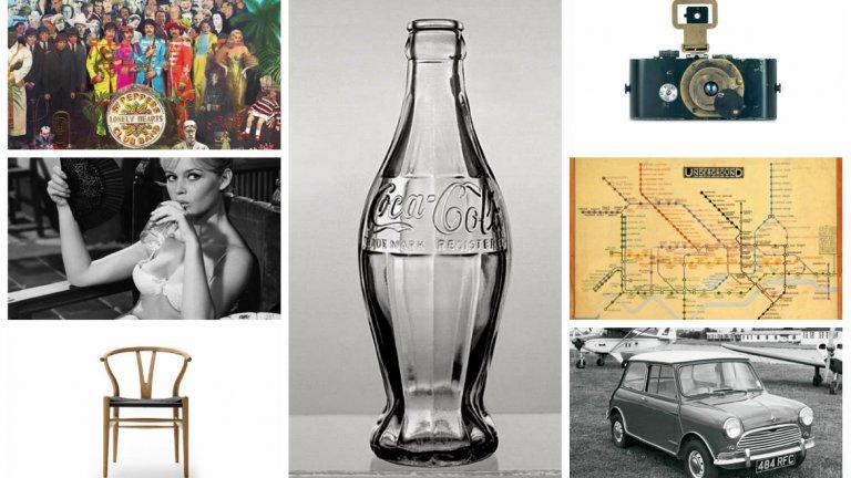 В галерията можете да видите някои от примерите за интелигентни произведения на дизайнери, които са се превърнали в икони на модерната култура