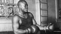 Джак Джонсън - героят на афроамериканците.
