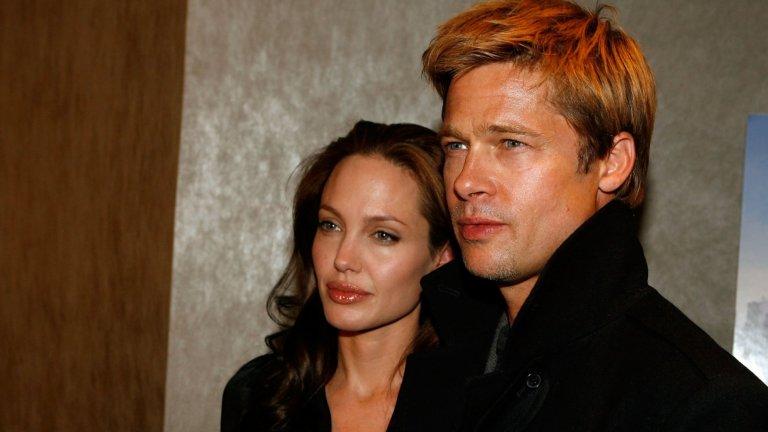 Не, Анджелина не е виновна за раздялата на Пит и АнистънТе бяха може би най-най-популярната и одумвана холивудска двойка, макар че около Бранджелина има и много неверни митове и легенди. Мнозина смятат, че Анджелина Джоли е причината за развода на Пит и раздялата му с Дженифър Анистън. Брад Пит обаче е категоричен, че отношенията му с Анджелина започват, едва след като къса всякакви връзки с Анистън.