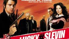"""Lucky Number Slevin / """"Късметът на Слевин"""" Една забавна и определено откачена гангстерска история, в която Брус Уилис играе най-смъртоносния наемен убиец, разхождал се в Ню Йорк. Този път той е завъртял една наистина голяма сцена, обхващаща двама от наистина големите мафиоти в града (които се мразят един друг до смърт), както и един младеж, който сякаш преживява най-гадните няколко дни от живота си. Филмът обещава динамично действие, доста забавни моменти и много приятно и леко вървящ сюжет. Иначе казано - ще го гледате с удоволствие."""