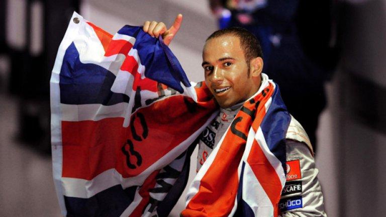 Люис Хамилтън е фаворитът на Ед Гормън за новия сезон във Формула 1