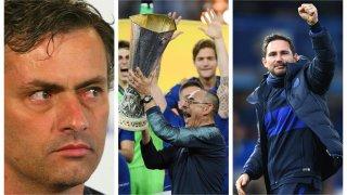 """Къде са и какво правят те сега: Всичките 11 мениджъри на Челси в ерата """"Абрамович"""""""