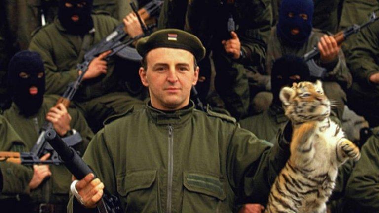 Харвардският социолог Данило Мандич изследва неотменните връзки между борците за независимост, държавите срещу тях и мафията