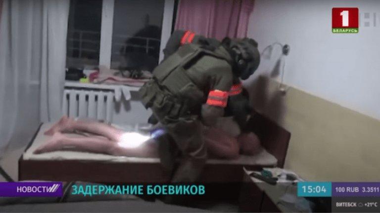 Ситуацията със задържането на група от 33 руснаци в санаториум край Минск е много по-сложна, отколкото изглежда