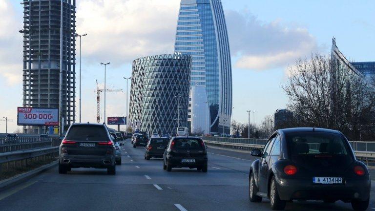 833 хил. са леките коли, регистрирани в столицата през миналата година