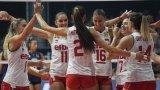 Перфектна победа за волейболистките на старта на Европейското първенство
