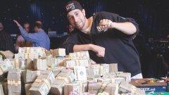 Последният световен шампион Джонатан Дюамел спечели 9 милиона долара и със сигурност животът му вече е доста лесен. Със сигурност обаче не му бе никак лесно да стигне дотам...