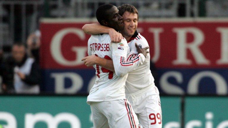 Антонио Касано излезе на Милан само 1,7 милиона евро