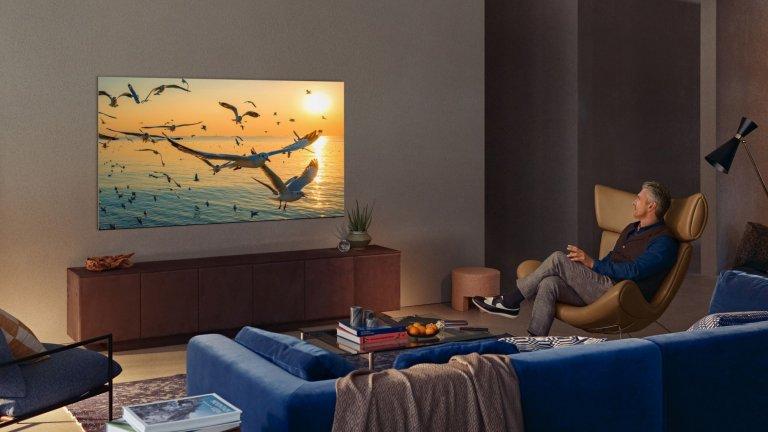 Цветното бъдеще на телевизорите - със стил и без граници