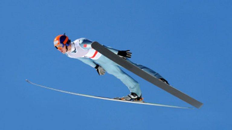 17-годишният Владимир Зографски стана световен шампион по ски скокове за младежи