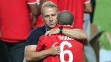 Треньорът на Байерн е пред напускане заради вътрешен конфликт