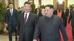 Ким Чен Ун се срещна със Си Дзинпин в Китай