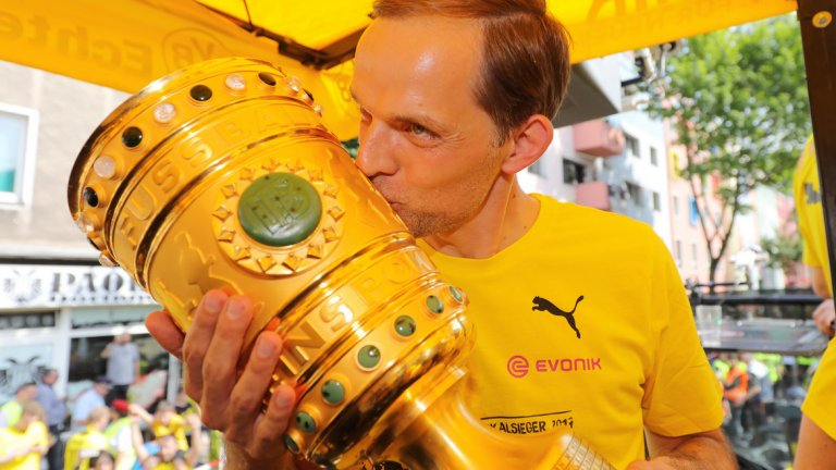 """Според Bild най-вероятно е за наследник на Анчелоти да бъде избран Томас Тухел, който водеше тима на Борусия Дортмунд. Гуардиола го определя като """"топ, топ, топ, топ треньор, един от най-добрите в света""""."""