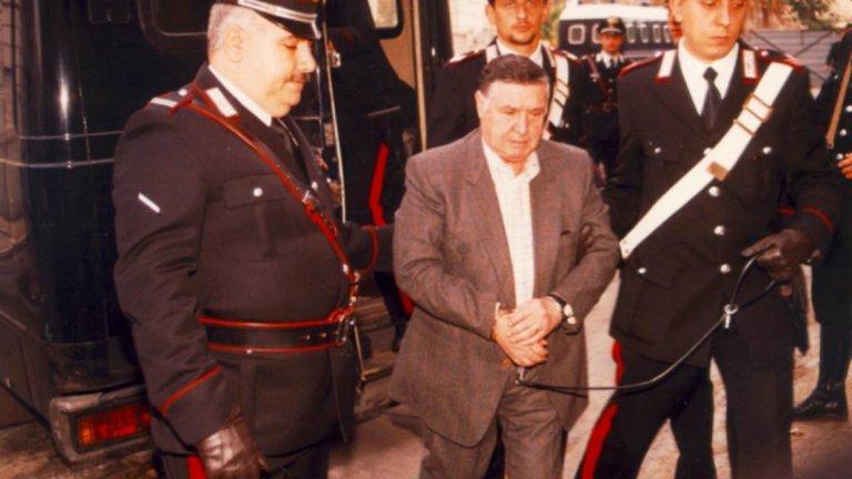 Арестът на Риина през 1993 година