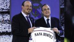 """Бенитес може да направи истинска революция в Реал, ако му бъде дадено време и му бъде позволено да вземе играчите, които иска. Вижте как може да изглеждат """"кралете"""" през идния сезон..."""