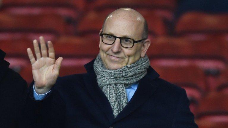 Собственикът на Юнайтед също се разкая
