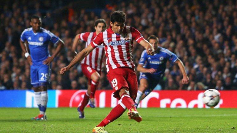 Атлетико продава Коща на Челси за 32 милиона лири