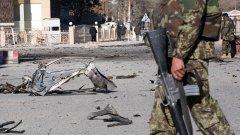 При въздушен удар в Кабул от миналия месец са загинали 10 цивилни