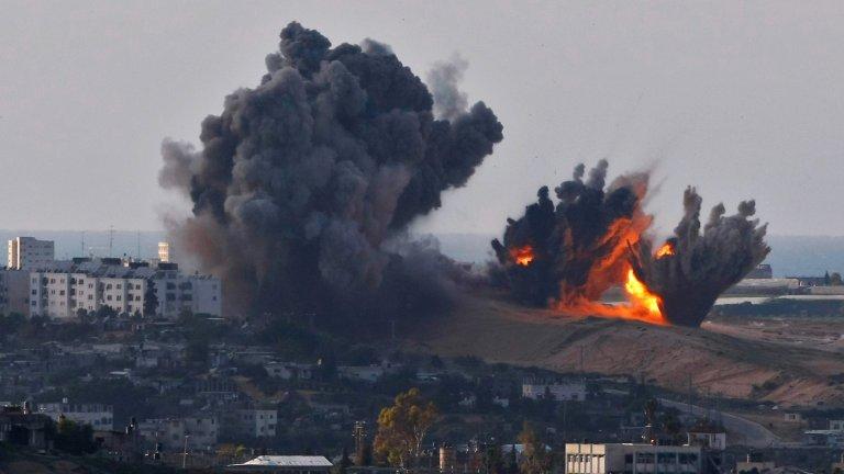 Нова ескалация на напрежението с Хамас