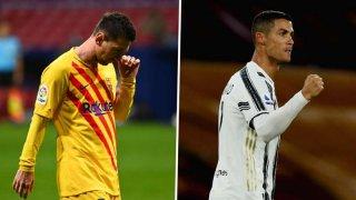 Роналдо избяга от Реал навреме, докато империята на Меси в Барселона продължава да се руши
