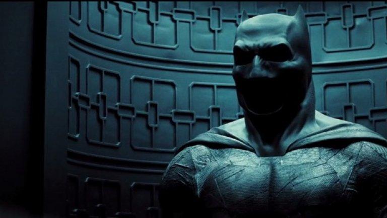 Бен Афлек може да бъде рекламното лице на Батман в следващите 10 години, ако приеме златната оферта на Warner Bros