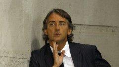 Проблемът с многото контузени играчи тормози Манчини още от миналия сезон