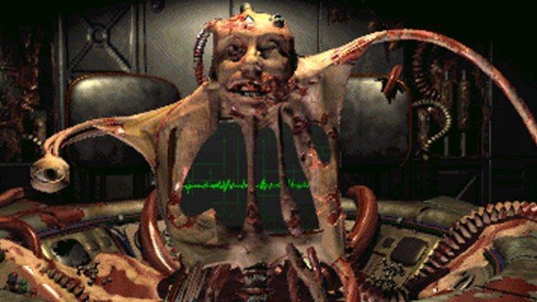 The Master - Fallout  Рядко се случва в някоя игра да победите финалния бос не чрез епичен и зрелищен сблъсък, а просто чрез разговор. Точно това се случва с Господаря на мутантите от първия Fallout, който иска да трансформира цялата човешка раса в супермутанти.Това, което обаче той пропуска в гениалния си план, е фактът, че те са стерилни и в крайна сметка не могат да се възпроизвеждат. Този прост аргумент в крайна сметка принуждава The Master да се самоубие, виждайки невъзможността да изпълни идеята си.
