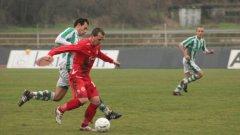 ЦСКА продължи с кошмарното си представяне през сезона
