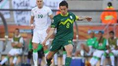 Капитанът на Словения Роберт Корен донесе първите точки на тима си на Световно първенство