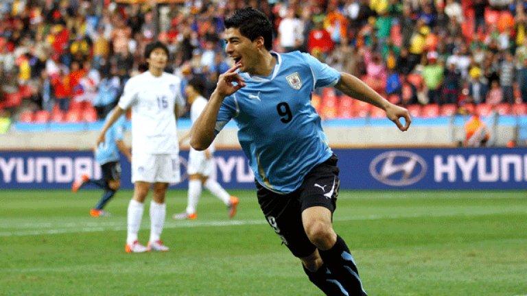 Уругвай спечели рекордна 15-а Копа Америка, а герой в турнира бе нападателят на Ливърпул Луис Суарес