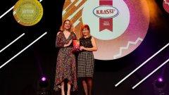 """Майонеза """"Краси"""" с наградата на Superbrands за отличен брандинг"""