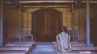 Как една жена е изгябала от църквата Grace Road