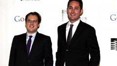 Кевин Систром и Майк Крийгър оставят социалната мрежа, която създадоха през 2010 г. Според някои информации причина за това са зачестилите спорове с изпълнителния директор на Facebook Inc. Марк Зукърбърг.