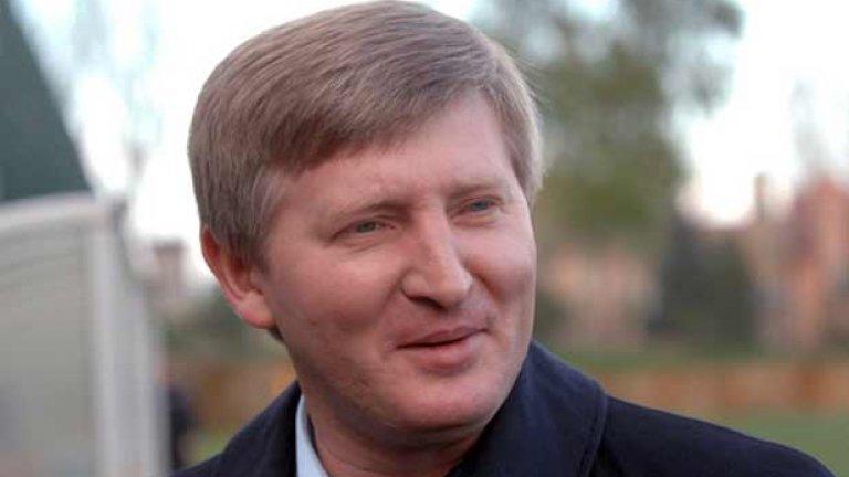 Ринат Ахметов прецени, че му е по-изгодно да остави Янукович да падне