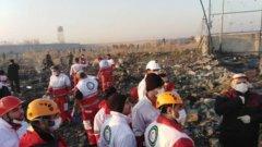 """В изявление на военното министерство на страната трагедията беше определена като """"човешка грешка"""""""