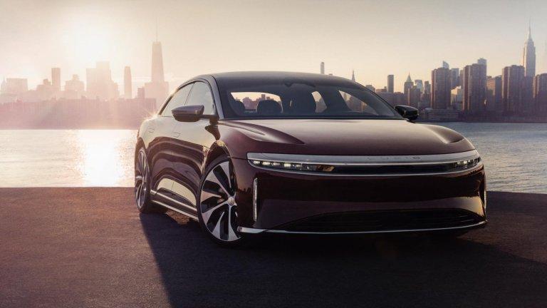 Lucid обаче иска колите да са далеч по-достъпни от луксозния Dream Edition