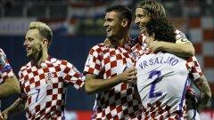 Хърватският футбол най-добре използва опита от югославската школа и продължава да произвежда таланти - които правят кариери в чужбина и сформират силен национален отбор