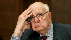 Бившият шеф на Биг Фед и известен финансист Пол Волкър предупреди, че гръцката криза може да разцепи еврозоната