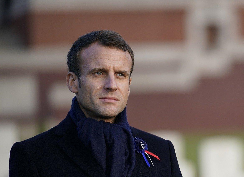 Речта на френския президент пред световните лидери по случай 100 години от края на Първата световна война