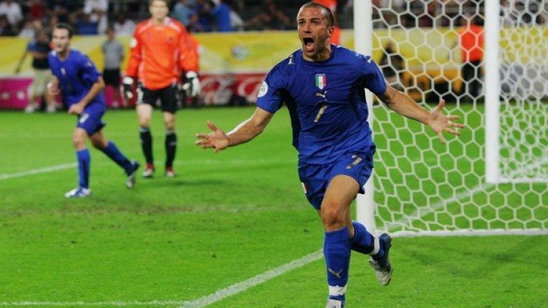 """Алесандро дел Пиеро даде твърдо """"да"""" и ще е капитан на отбора на Италия."""