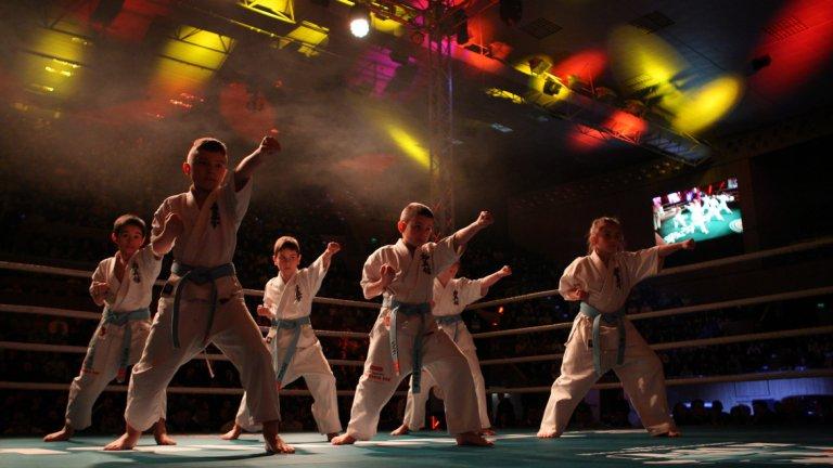 Големите моменти от бойното зрелище SENSHI 5