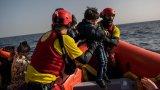 Поредна трагедия в Средиземно море