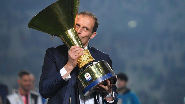 Следващата седмица Реал се разделя със Зидан и назначава Алегри